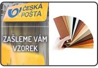 Vzorek odstínu poštou zdarma