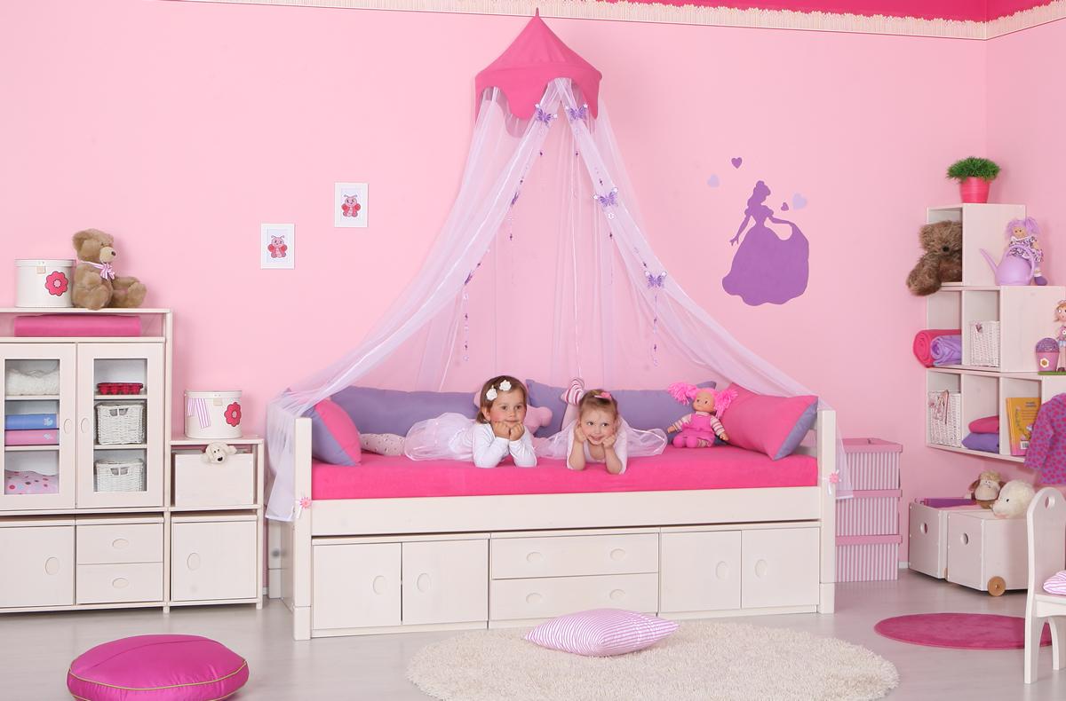 Dětská postel Domino s úložným prostorem